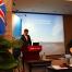 Gunnar Bragi Sveinsson, Conference in China 2014