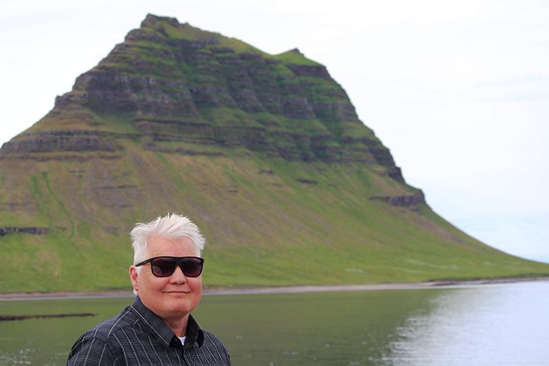 G. Ingason Kistufell in the background