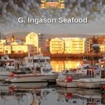 G. Ingason Seafood Productlist