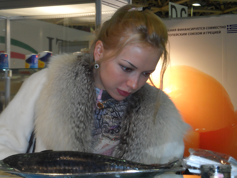 Interested buyer in Russia