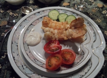 Fried Lobster G. Ingason Seafood