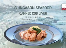 CANNED COD LIVER