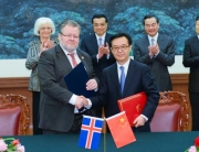 Free Trade Agreement between Iceland and China