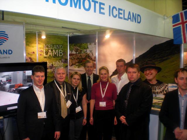 ICELAND TEAM_PRODEXPO 2011 G. INGASON SEAFOOD