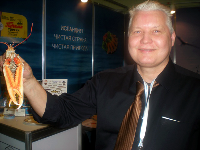 MR INGASON_PRODEXPO 2011 G. INGASON SEAFOOD