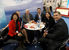 G. Ingason Seafood Brussels Expo 2015
